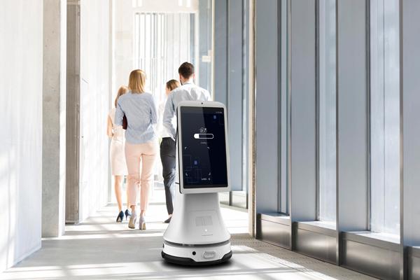 机器人自主移动