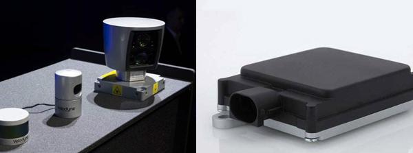 激光雷达与毫米波雷达的区别与特性