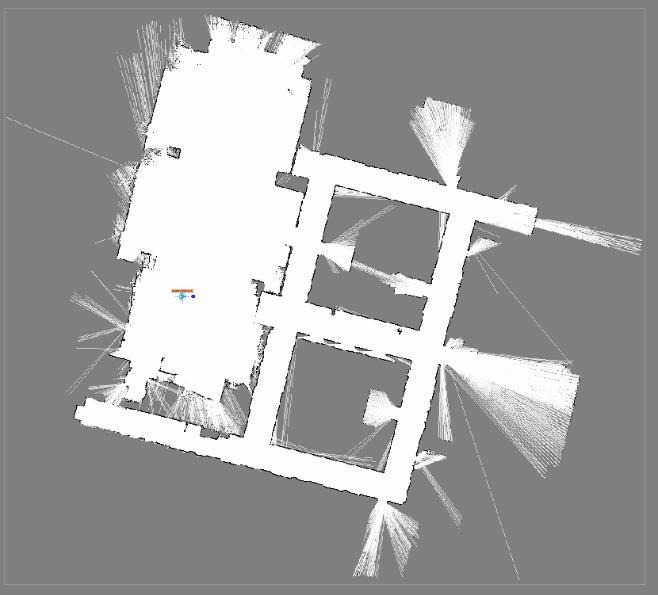 SLAMTEC MAPPER建图效果