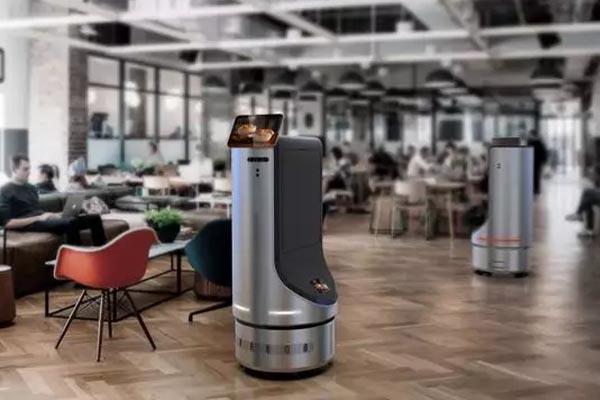 基于思岚APOLLO底盘搭建的服务机器人