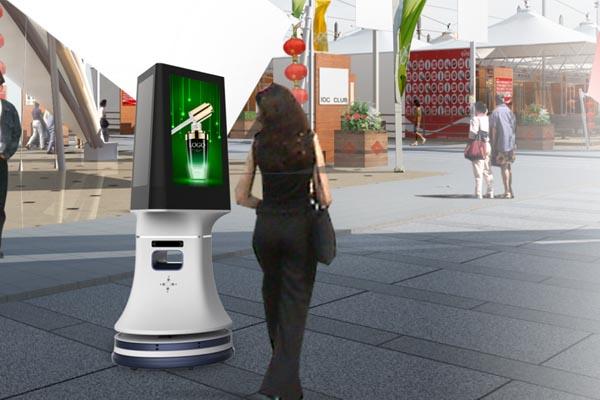 应用于园区的机器人底盘ZEUS
