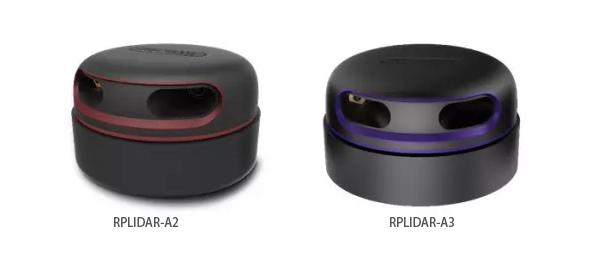 思岚科技RPLIDAR系列激光扫描测距雷达