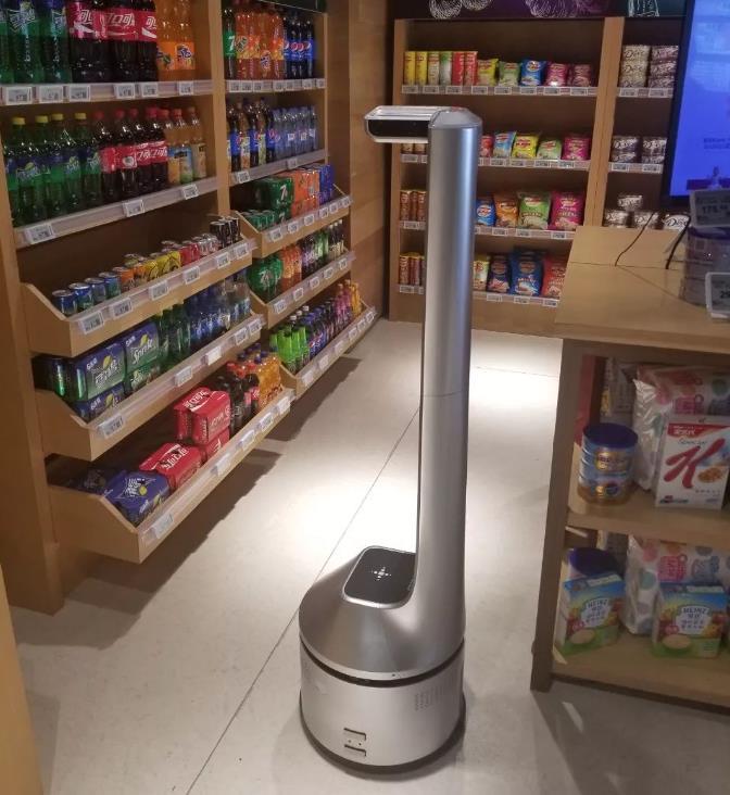 机器人外形设计上应考虑体积不宜过大