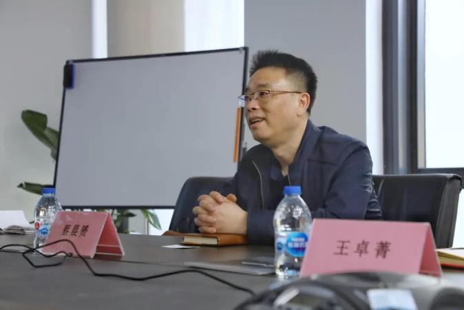浦东新区工商联调研组走访思岚科技