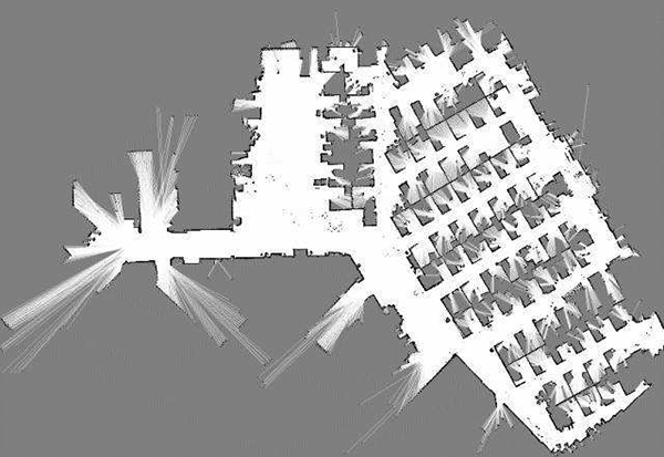 自主移动机器人地图构建