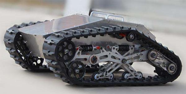 履带式机器人底盘