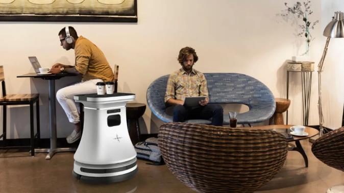 室内配送机器人