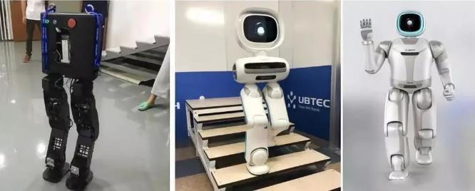 机器人外形设计上因考虑易落地,迭代快