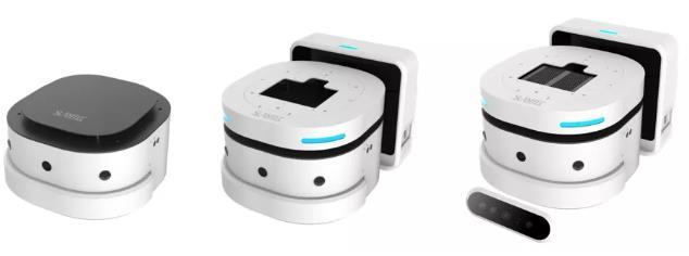 亚博竞猜科技新品雅典娜底盘分为量贩版、标准版及高配版