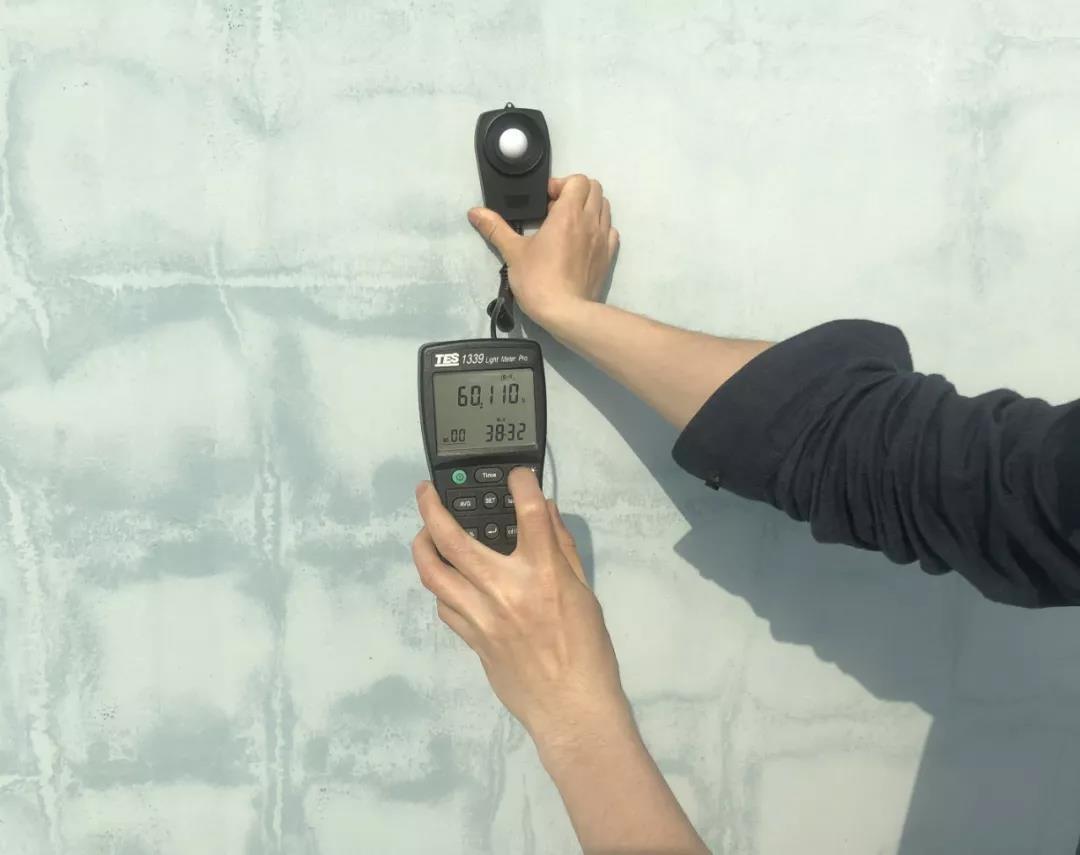 RPLIDAR S1在室外60klx阳光下雷达正常工作