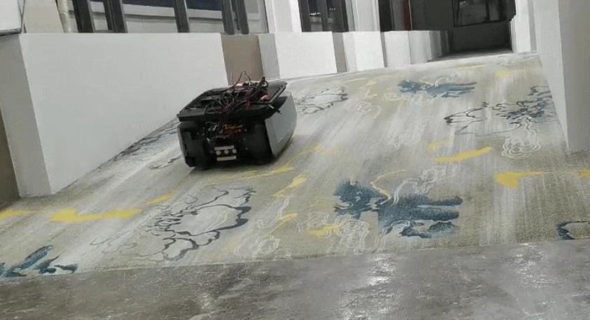 移动机器人底盘赫尔墨斯