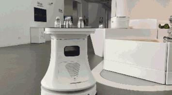 2020世界人工智能大会中展现的机器人产品