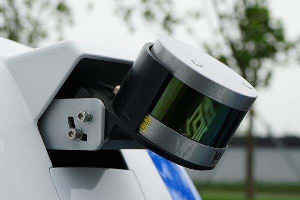 激光雷达在无人驾驶中的作用