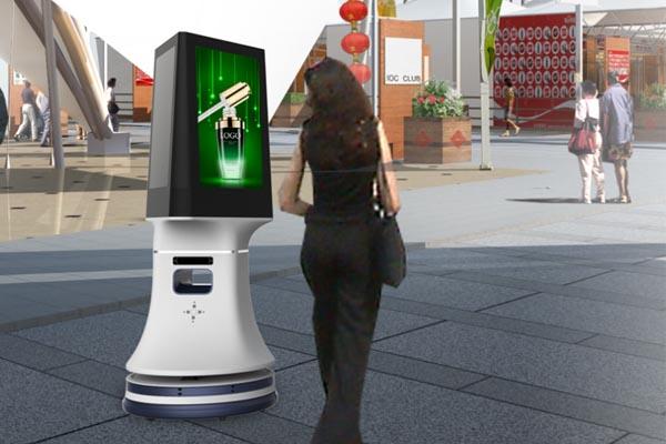 机器人自主行走未来