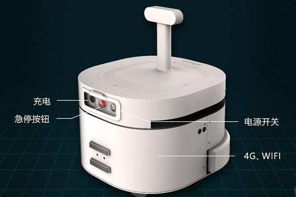 亚博竞猜科技新品底盘可满足硬件标准化需求