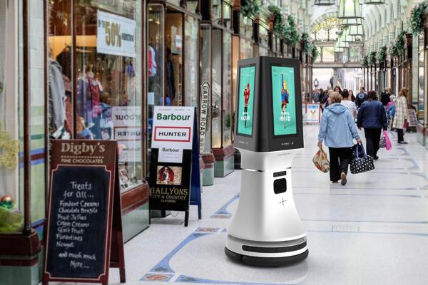 机器人自主定位导航