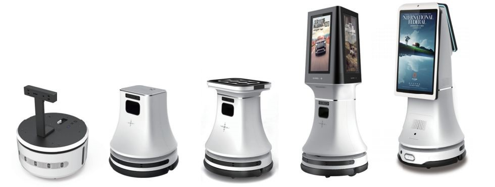 ZEUS系列机器人底盘