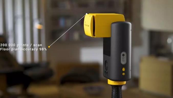 激光雷达在相机中的应用