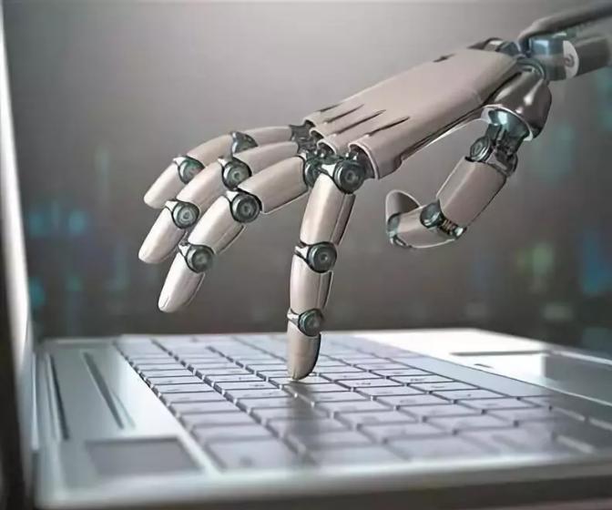 写稿机器人