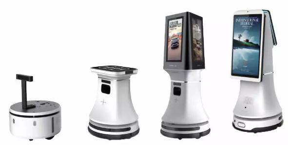 思岚科技服务机器人平台ZEUS系列