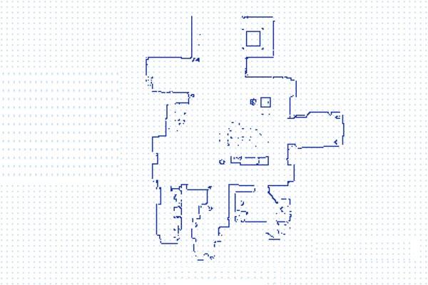 Apollo机器人移动底盘采用精细化构图技术