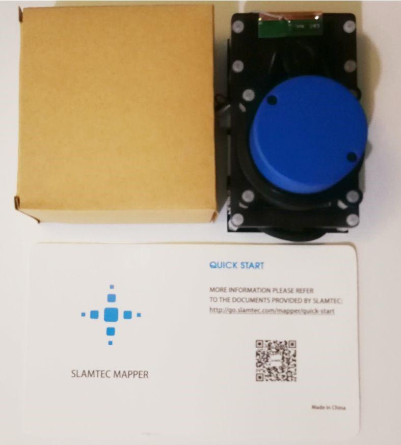 SLAMTEC MAPPER激光建图传感器测评