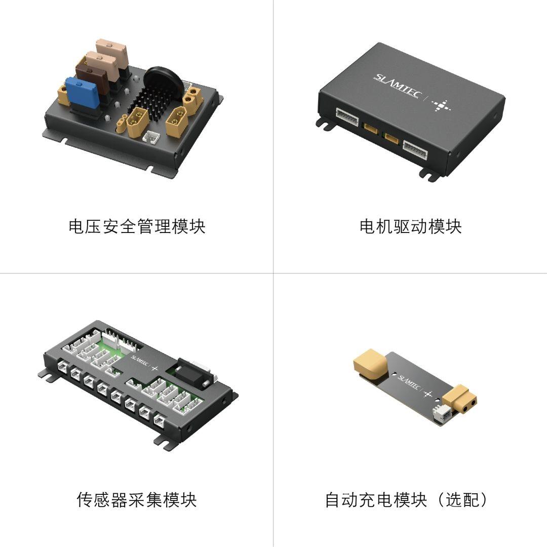 思岚科技SLAM Cube其他组件