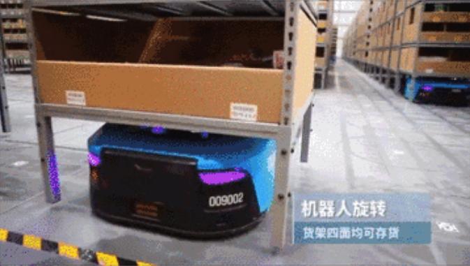双12仓储机器人
