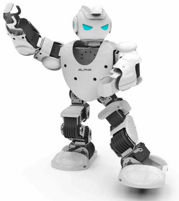 机器人外形设计之教育机器人