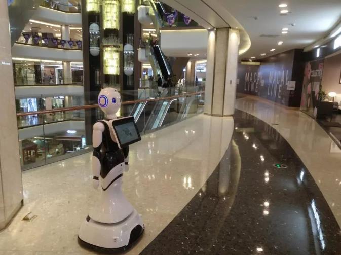 机器人开发案例三