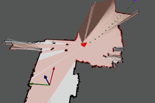 激光slam技术建图