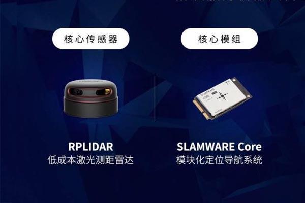 思岚科技激光SLAM技术
